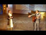 Марина Девятова и Святослав Ещенко. Съемка телепередачи